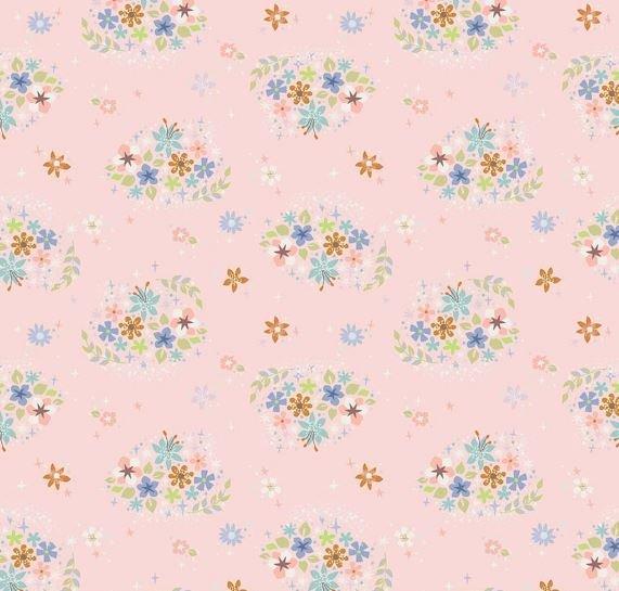 Jill Howarth - Neverland - Star Flower Pink