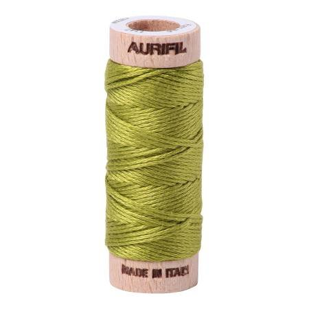Aurifloss Cotton 6 Strand - 1147 - Solid Light Green Leaf