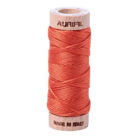 Aurifloss Cotton 6 Strand - 1154 - Solid Dusty Orange