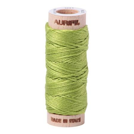Aurifloss Cotton 6 Strand - 1231 - Solid Spring Green