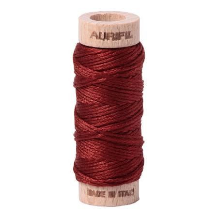 Aurifloss Cotton 6 Strand - 2355 - Solid Rust