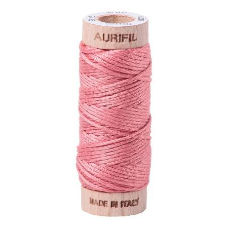 Aurifloss Cotton 6 Strand - 2435 - Solid Peachy Pink