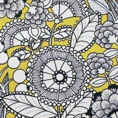 Alexander Henry - A Ghastlie Gardenia - Ghastlie Gold