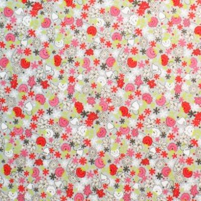 Alexander Henry - Mariella Lawn - Grey Pink