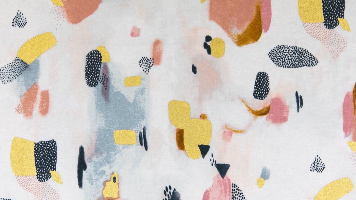 Girl's Club - Pastel Parade - Peachy Metallic