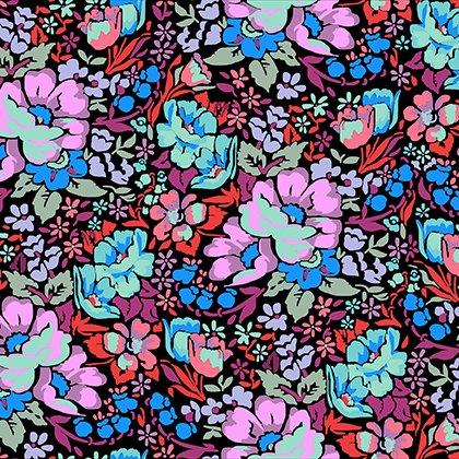 Floral Retrospective - Overachiever - Velvet