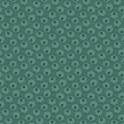 Washington Depot - Hex Tex - Teal