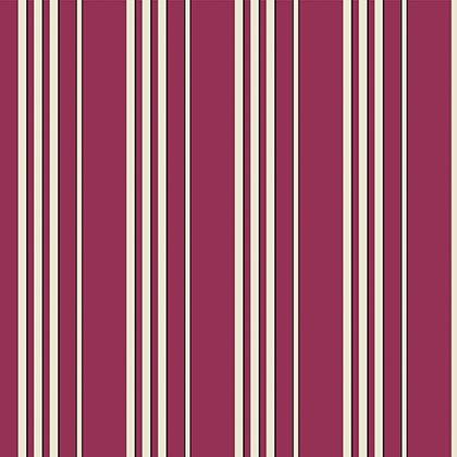 Washington Depot - Shadow Stripe - Wild Rose