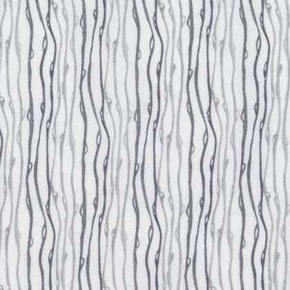 Soft Repose - Raindrop - Charcoal