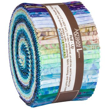 Artisan Batiks Fancy Jelly Roll