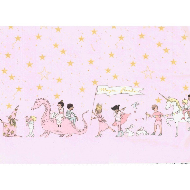 Minky - Magical Parade - Blossom