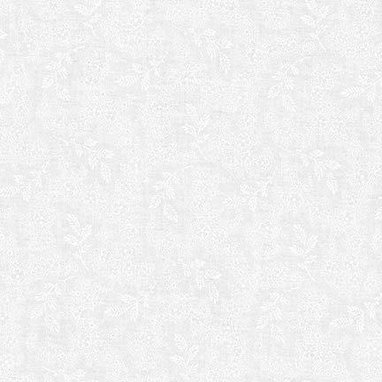 Robert Kaufman - Whisper Prints 3 - White