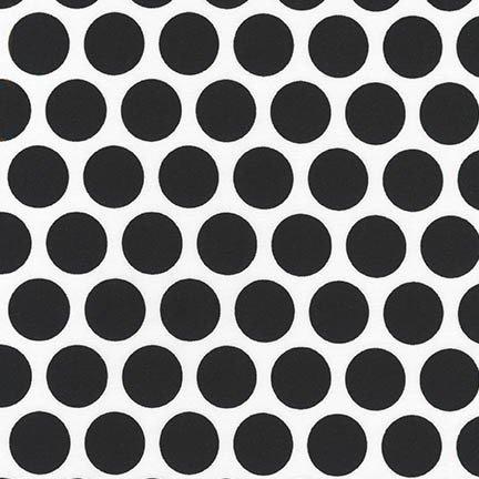 Robert Kaufman - Spot On - White