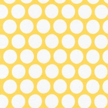 Robert Kaufman - Spot On - Yellow