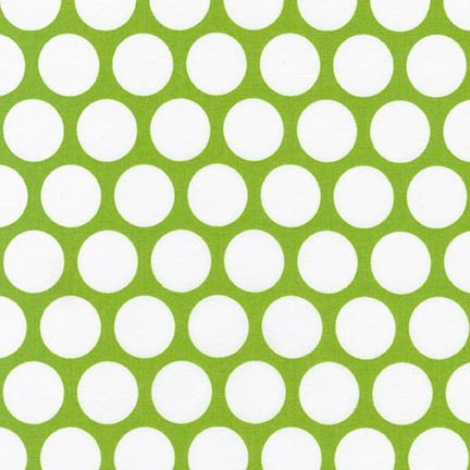Robert Kaufman - Spot On - Lime