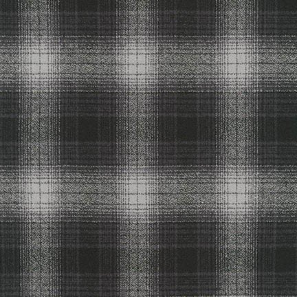 Mammoth Flannel - Plaid - Charcoal