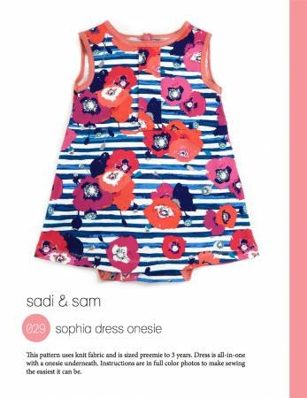 Sophia Onesie Dress