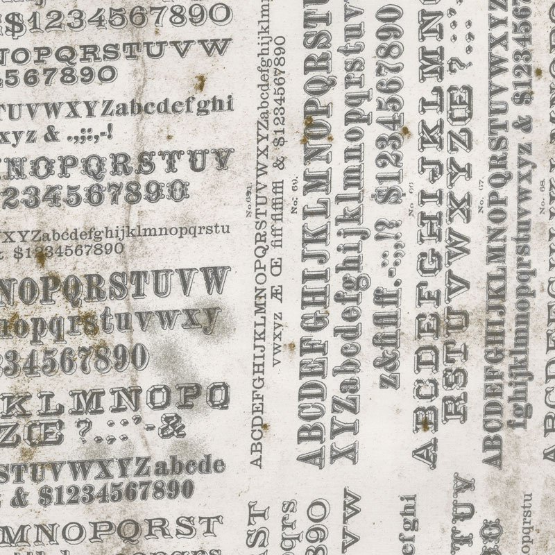 Tim Holz - Eclectic Elements - Typography - Neutral