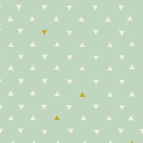 Art Gallery - Arizona - Triangle Token Metallic Voile