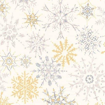 Winter Shimmer - 18215 - White
