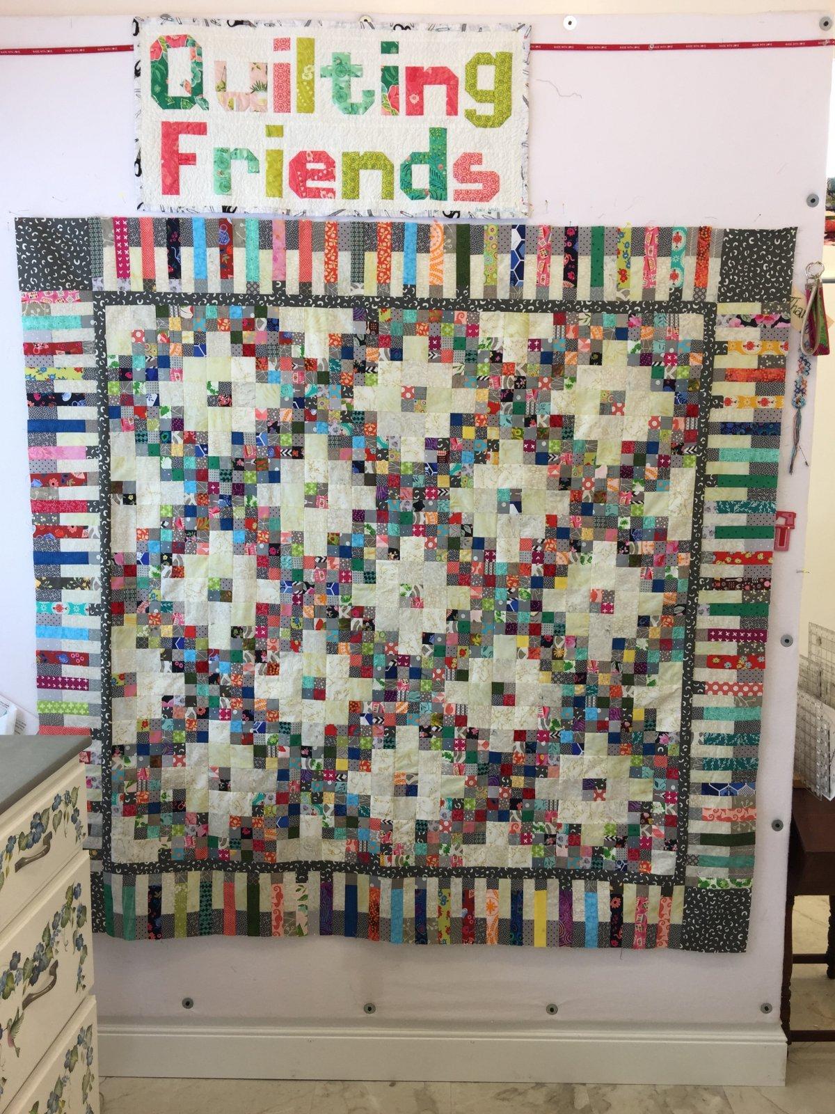 2019 Friendship Quilt  Four Patch Swap Registration
