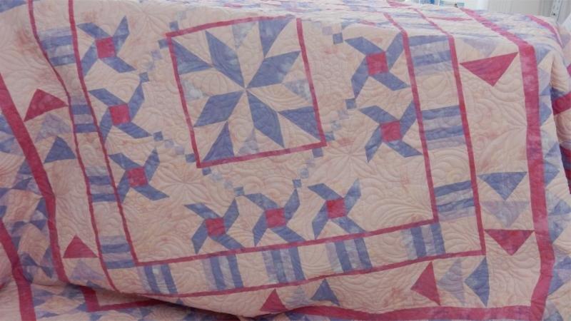 Sarah's Star Quilt Top Kit