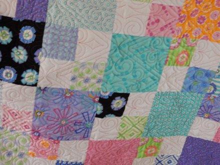1st Quarter 2017 Olivia's Quilt : how to put a quilt together - Adamdwight.com
