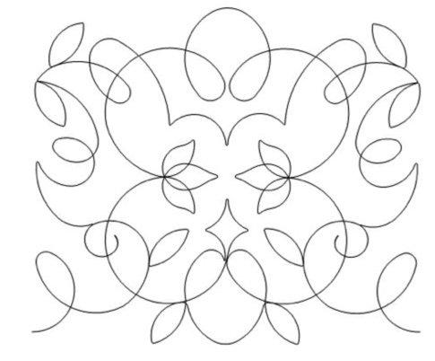 Lacey Swirls