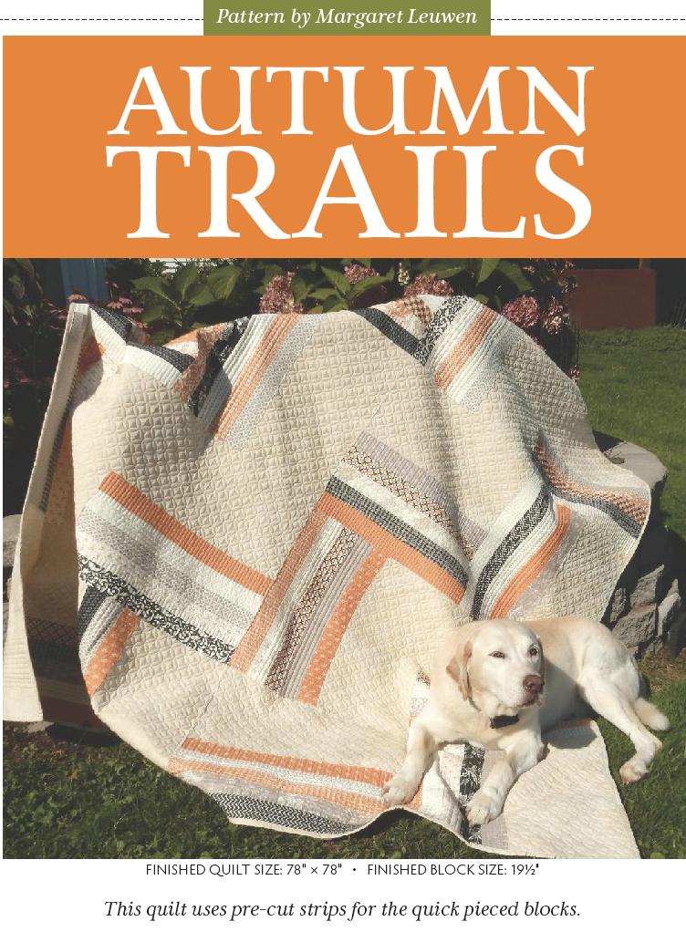Autumn Trails Pattern (Download PDF)