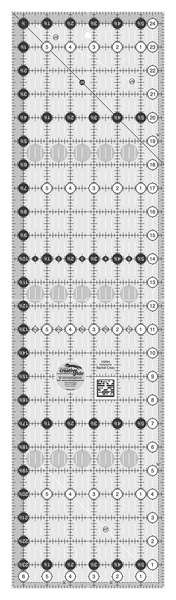 Creative Grids Quilting Ruler 6 1/2 X 24 1/2