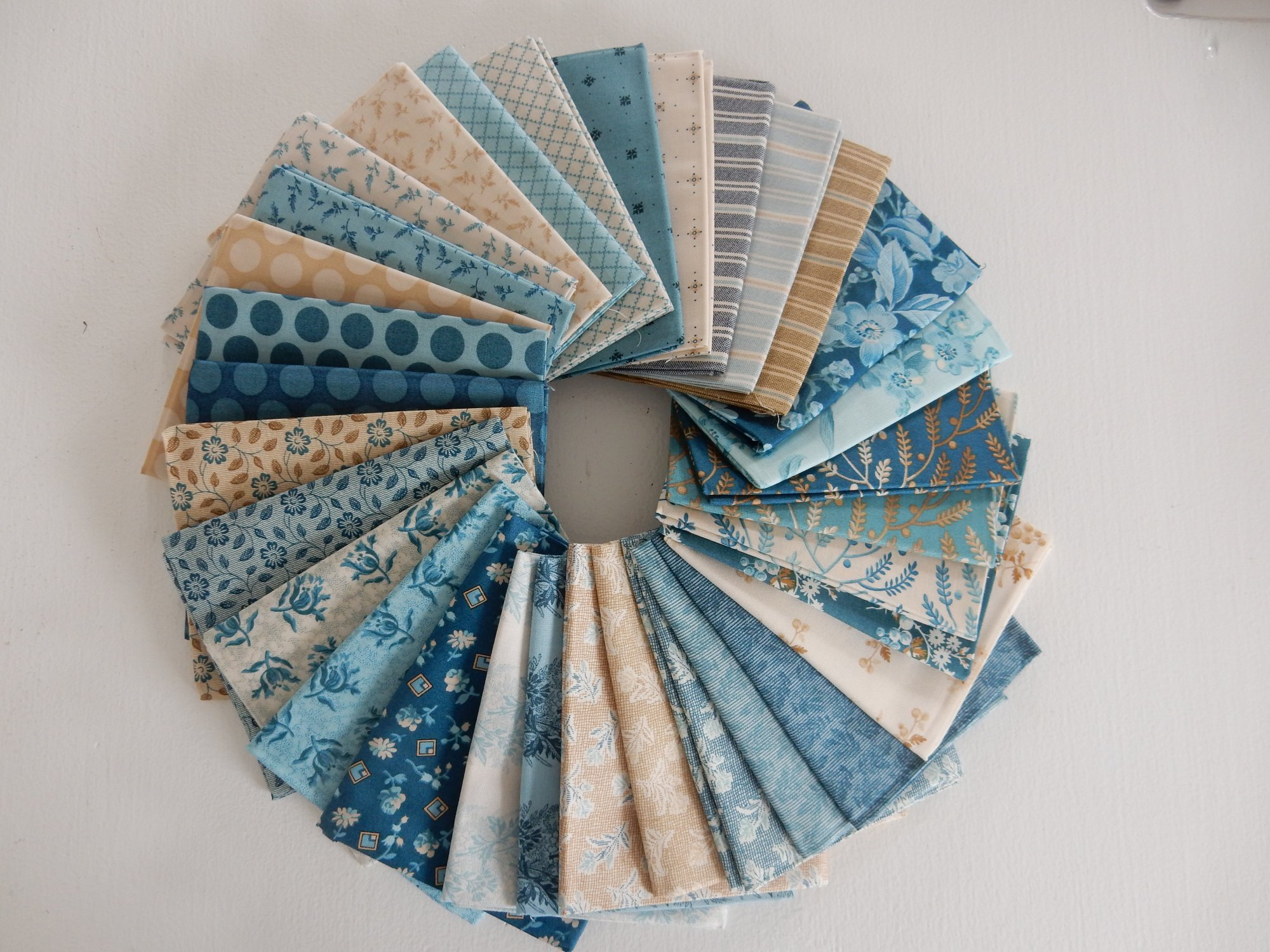 Something Blue by Laundry Basket Quilts