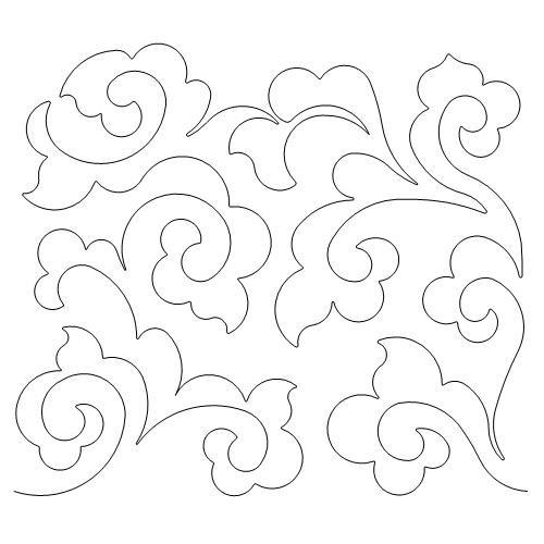 Floral Wave (AB)