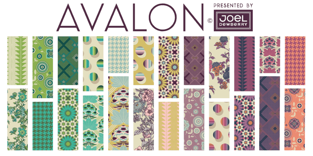Avalon by Joel Dewberry 10 Squares