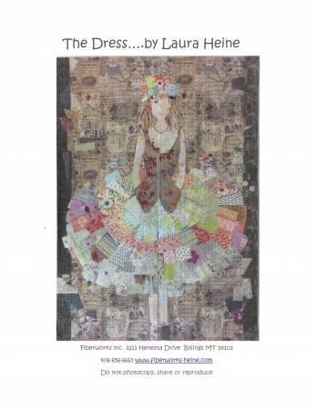Dress Collage by Laura Heine