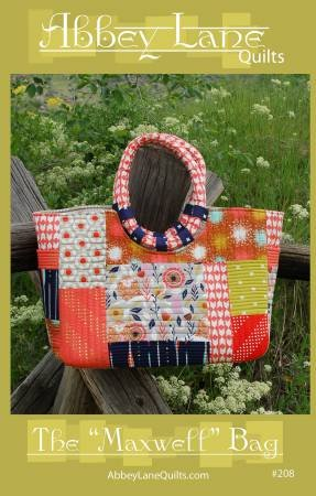 Maxwell Bag Pattern Only
