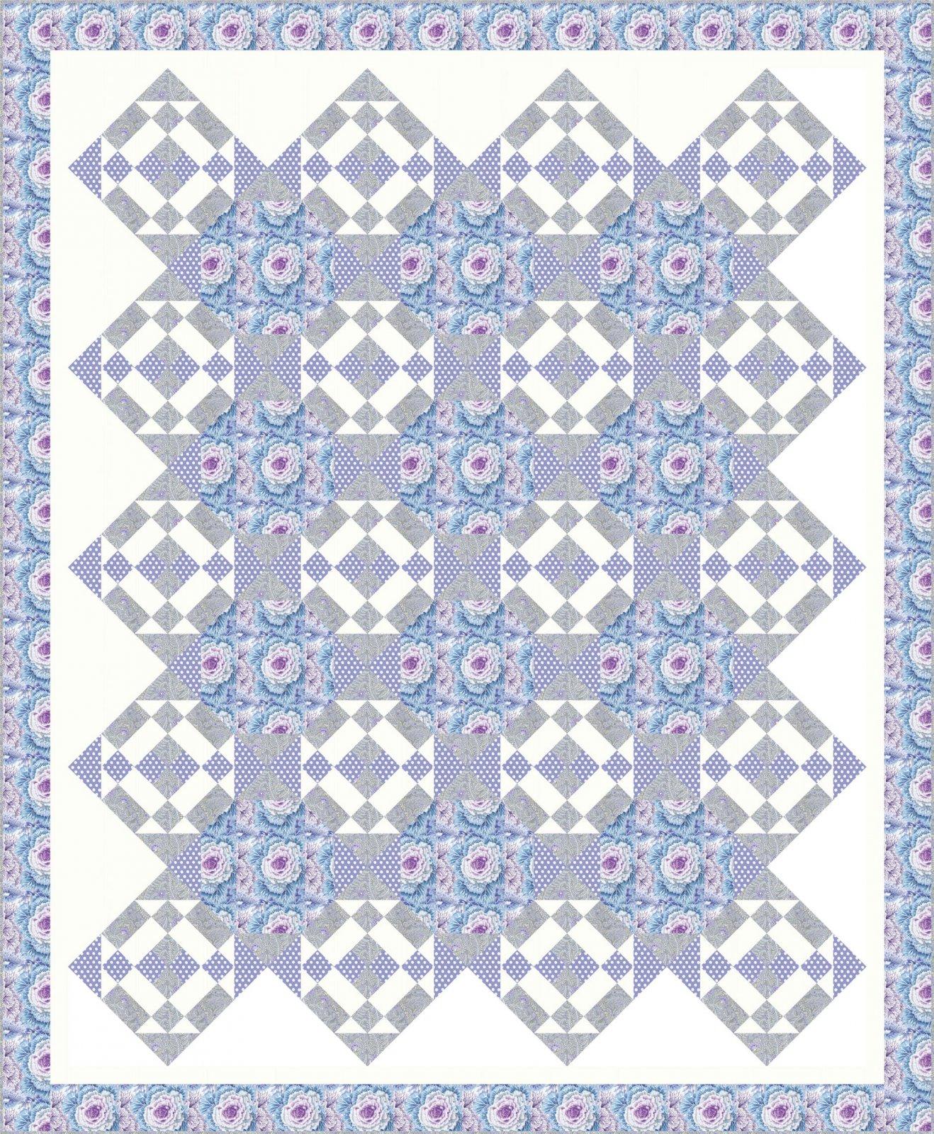 Natalie's Quilt Pattern