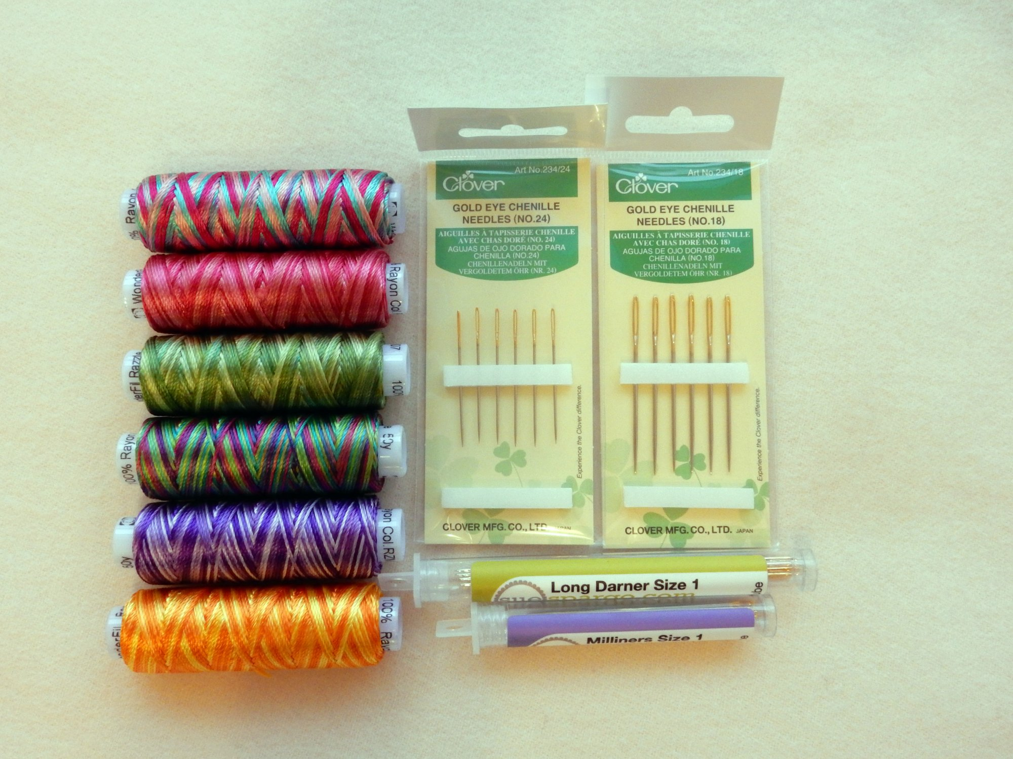 Needle & Thread Kits