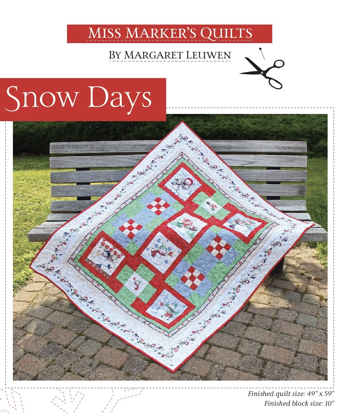 Snow Days Pattern
