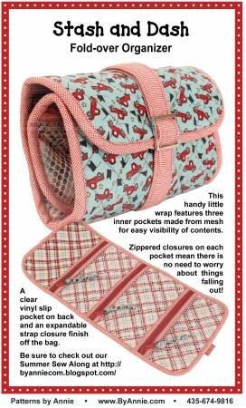 Stash and Dash Patterns by Annie