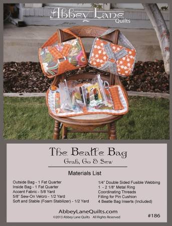 ON SALE! The Beatle Bag Inserts