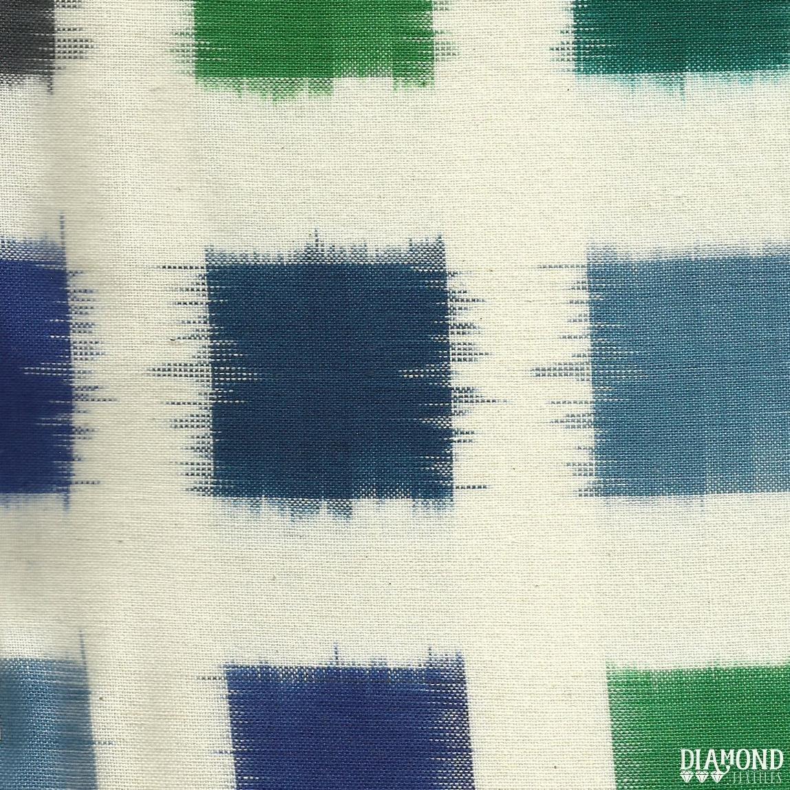 Diamond Textiles Ikat