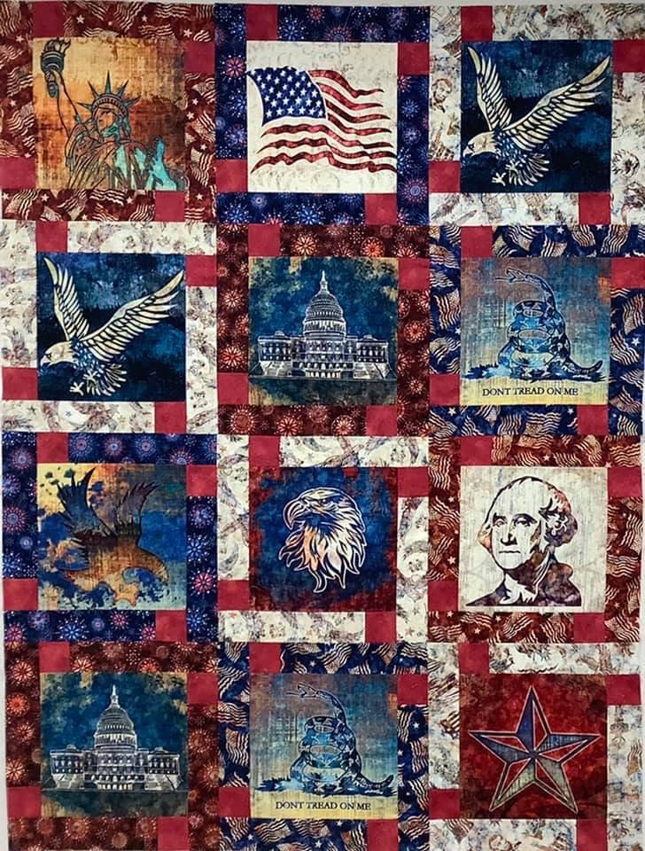 Liberty, Glory, Freedom Kit
