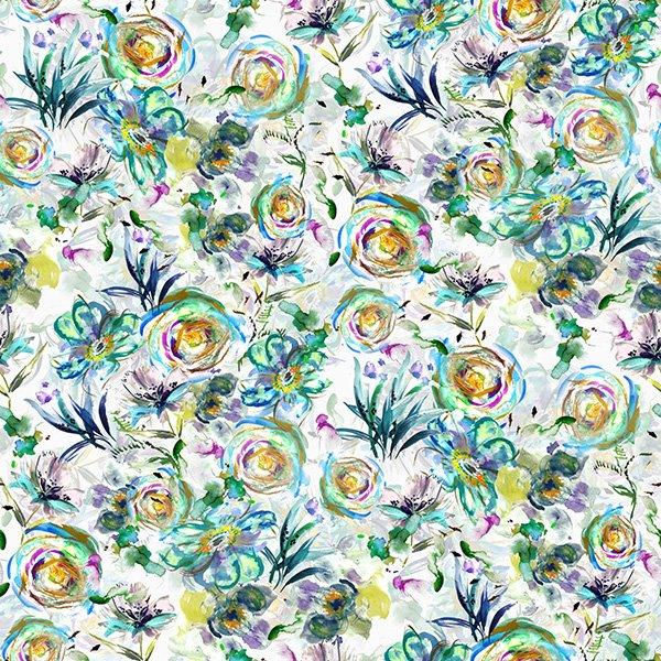 Hoffman Challenge - Big Sur Floral