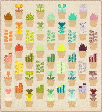 Greenhouse Quilt Kit