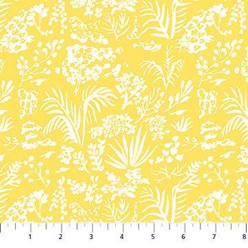 Foliage in Yellow