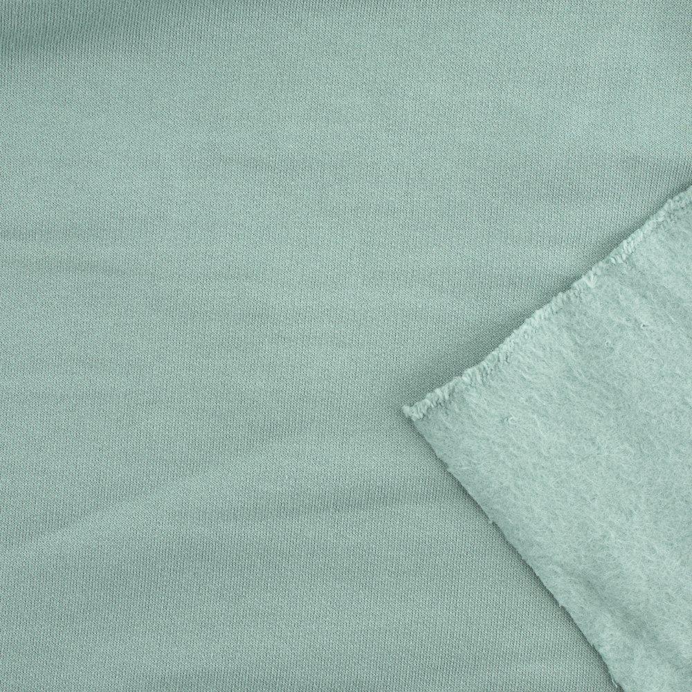 Birch Organic Cotton Fleece Mineral