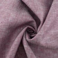 Berry Cobbler Yarn Dyed Organic Linen - Birch