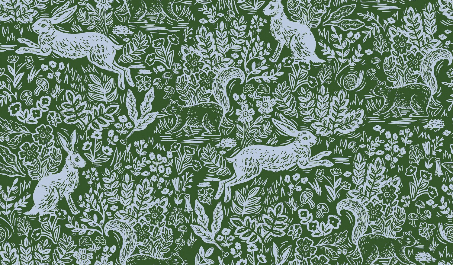 Fable - Green Wildwood - Rifle Paper Co.