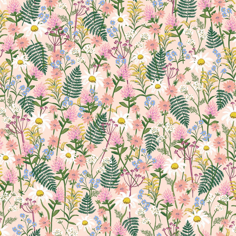 Wildflowers - Pink Wildwood - Rifle Paper Co.