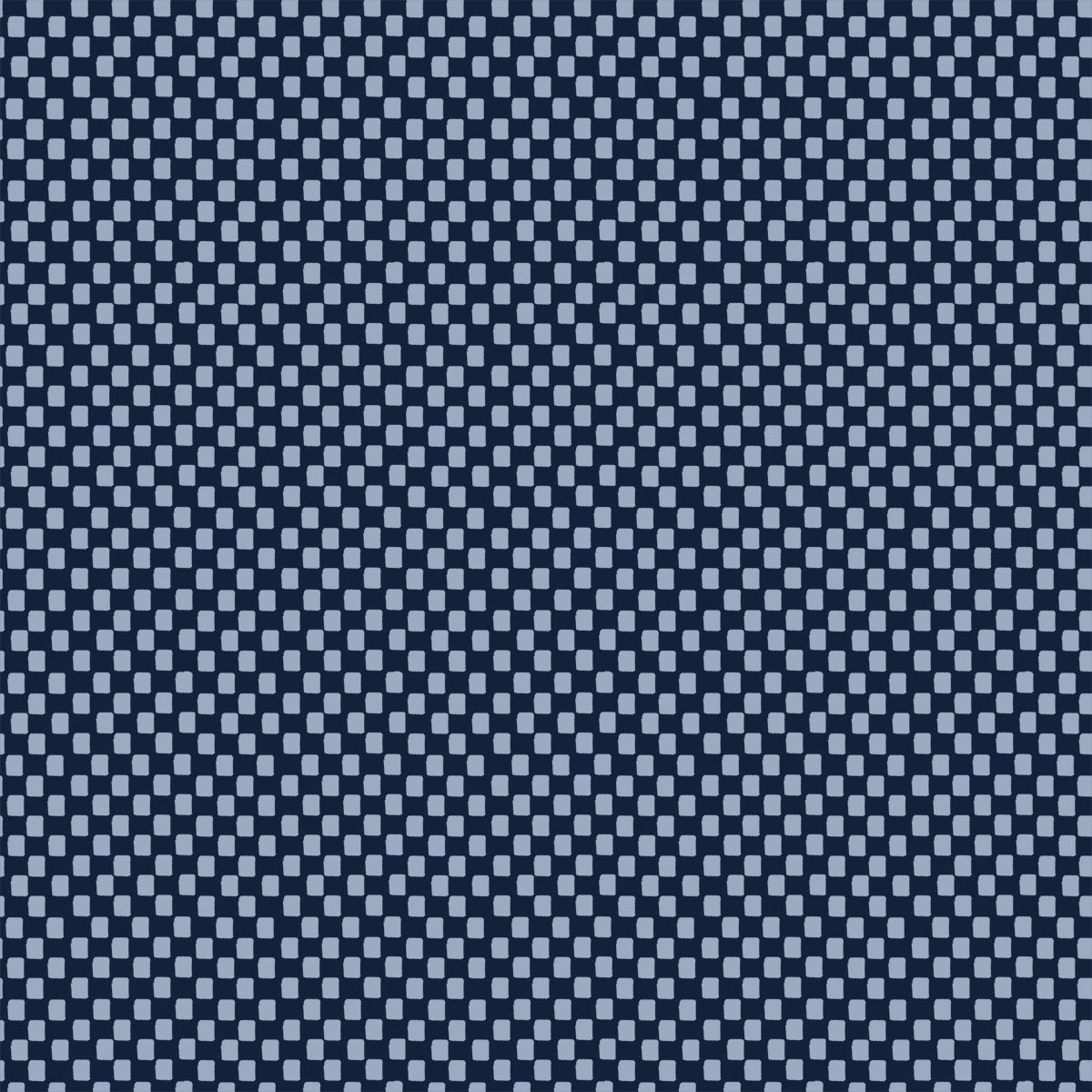 Checkers - Navy Wildwood - Rifle Paper Co.